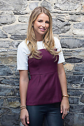 Repro Free: 11/09/2014<br /> Vogue Williams pictured at the RT&Eacute; Two New Season Launch in Gateway House, Capel Street. Picture Andres Poveda