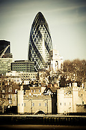 30 St Mary Axe, which is commonly known as the Gherkin or Cucumber is London's 6th tallest building, located in the heart of the City.