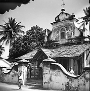 St. Anthony Church. India.