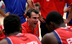 Bristol Flyers Head Coach Andreas Kapoulas - Photo mandatory by-line: Robbie Stephenson/JMP - 17/09/2016 - BASKETBALL - SGS Wise Arena - Bristol, England - Bristol Flyers v Worcester Wolves - Exhibition Game