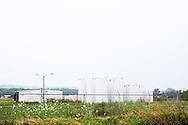 Storage Tanks, Peoria, IL.