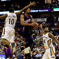11-04-2016 Phoenix Suns at New Orlerans Pelicans