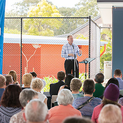 Bethania Lutheran College Gym Opening 2015
