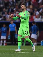 FUSSBALL  WM 2018  FINALE  ------- Frankreich - Kroatien    15.07.2018 Torwart Danijel Subasic (Kroatien)