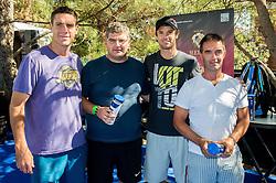 Petrol VIP tournament at ATP Challenger Tilia Slovenia Open 2016, on August 6, 2016 in Portoroz/Portorose, Slovenia. Photo by Vid Ponikvar / Sportida