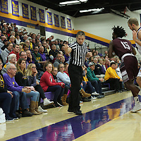 Men's Basketball: University of Wisconsin-Stevens Point Pointers vs. University of Wisconsin, La Crosse Eagles