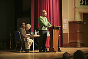 Rapt graduate: Spencer Coleshall, THE RAPT QUIZ, 13 November  2006, Hammersmith Town Hall. ONE TIME USE ONLY - DO NOT ARCHIVE  © Copyright Photograph by Dafydd Jones 66 Stockwell Park Rd. London SW9 0DA Tel 020 7733 0108 www.dafjones.com