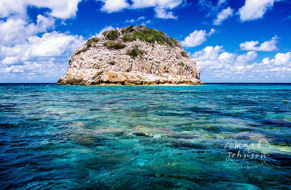 High Rock, Great Barrier Reef, Queensland, Australia