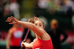 04.06.2011, Eugene, USA, Prefontaine Classic Track Meet, im Bild Kara Patterson (USA) placed sixth in the women's javelin with a throw of 58.39 meters at the Prefontaine Classic at Hayward Field in Eugene, Oregon..June 4, 2011. EXPA Pictures © 2011, PhotoCredit: EXPA/ New Sport Photo +++++ ATTENTION - OUT OF USA  +++++