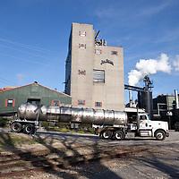 Jim Beam Distillery, Clermont, Kentucky.