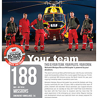 Westpac Rescue Helicopter newsletter, Spring 2014