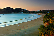 Nicaragua / San Juan Del Sur / Pacific Coast Beach / Sunset