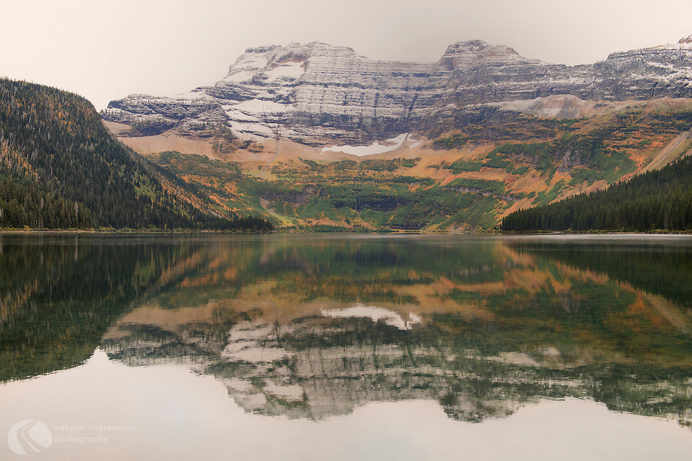Waterton National Park; Waterton Provincial Park; Cameron Lake