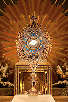 The Carmelite Nuns at the Carmel of St. Joseph invite the public to their chapel for adoration of the Blessed Sacrament each day.