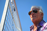 Nov 15-18, 2012: John Button, Jenson Button's father. ..© Jamey Price/XPB.cc