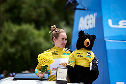 GC winner, Anna van der Breggen (NED) at Amgen Tour of California Women's Race empowered with SRAM 2019 - Stage 3, a 126 km road race from Santa Clarita to Pasedena, United States on May 18, 2019. Photo by Sean Robinson/velofocus.com