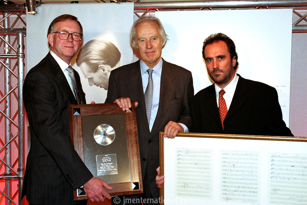 George Martin, John Deacon, David Munns
