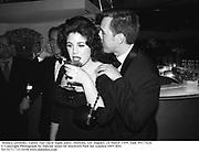 Monica Lewinsky. Vanity Fair Oscar night party. Mortons. Los Angeles. 28 March 1999. Film 99175f26<br /> &copy; Copyright Photograph by Dafydd Jones 66 Stockwell Park Rd. London SW9 0DA<br /> Tel 0171 733 0108<br /> www.dafjones.com