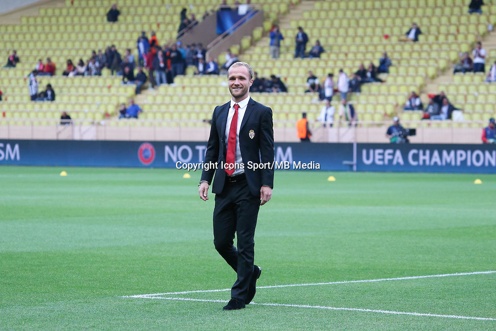 Valere GERMAIN  - 22.04.2015 - Monaco / Juventus Turin - 1/4Finale retour Champions League<br />