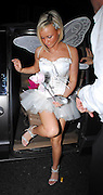 31.OCTOBER.2007. LONDON<br /> <br /> CHANELLE HAYES ATTENDS BIANCA GASCOIGNE'S FANCY DRESS  21ST BIRTHDAY PARTY AT CHINAWHITES NIGHTCLUB IN SOHO.<br /> <br /> BYLINE: EDBIMAGEARCHIVE.CO.UK<br /> <br /> *THIS IMAGE IS STRICTLY FOR UK NEWSPAPERS AND MAGAZINES ONLY*<br /> *FOR WORLD WIDE SALES AND WEB USE PLEASE CONTACT EDBIMAGEARCHIVE - 0208 954 5968*