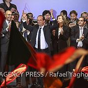 Victoire : Hollande, président RF