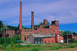Abandoned Industrial Site