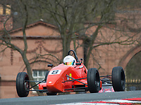 #8 Nigel DOLAN Van Diemen JL012K  during Avon Tyres Formula Ford 1600 Northern Championship - Post 89  as part of the BRSCC Oulton Park Season Opener at Oulton Park, Little Budworth, Cheshire, United Kingdom. March 24 2018. World Copyright Peter Taylor/PSP.
