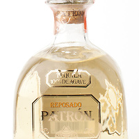 Patron reposado -- Image originally appeared in the Tequila Matchmaker: http://tequilamatchmaker.com