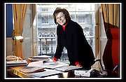 SUSAN RICE, HEAD OF LLOYDS TSB SCOTLAND, PICTURED IN HER OFFICE IN EDINBURGH.<br /> <br /> PICTURE BY PAUL DODDS - 0777 569 1846