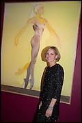 DARCEY BUSSELL, Allen Jones private view. Royal Academy,  London. 11 November  2014.