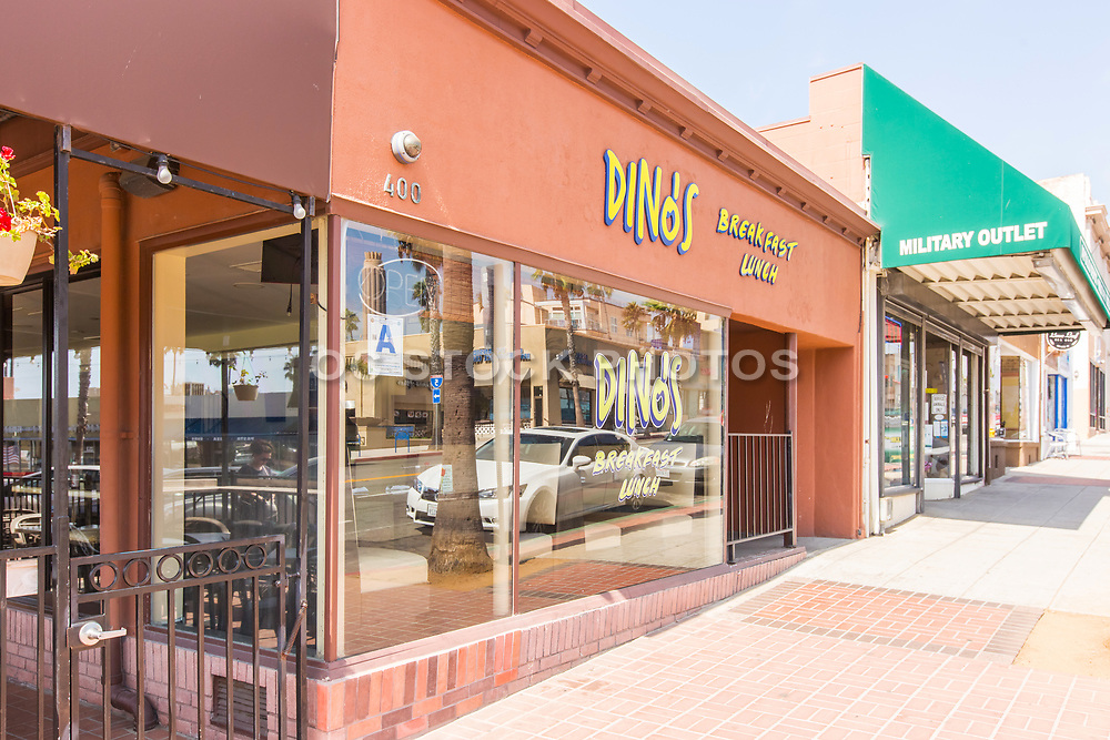 Dino's Breakfast and Lunch Downtown Oceanside