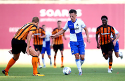 Tom Nichols of Bristol Rovers runs with the ball - Mandatory by-line: Robbie Stephenson/JMP - 18/07/2017 - FOOTBALL - Estadio da Nora - Albufeira,  - Hull City v Bristol Rovers - Pre-season friendly