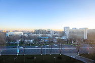 Tashkent, Uzbekistan.<br /> Picture date: Friday March 16, 2018.<br /> Photograph by Christopher Ison &copy;<br /> 07544044177<br /> chris@christopherison.com<br /> www.christopherison.com