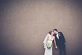 Kayla & Collin's pretty Kitchener wedding