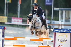 Vincentius Alexander, Irocco Grey S<br /> KWPN Kampioenschappen - Ermelo 2019<br /> © Hippo Foto - Dirk Caremans<br /> Vincentius Alexander, Irocco Grey S