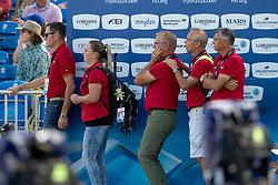 Team Germany<br /> World Equestrian Games - Tryon 2018<br /> © Hippo Foto - Dirk Caremans<br /> 23/09/2018