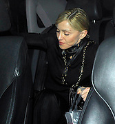10.SEPTEMBER.2007. LONDON<br /> <br /> MADONNA AND GUY BOTH LEAVING CLARIDGES HOTEL LOOKING VERY DRUNK AT 12.30AM AND MADONNA WAS HOLDING A BAG FROM THE SHOP KNICKERBOX WITH A PURPLE PENETRATOR INSIDE<br /> <br /> BYLINE: EDBIMAGEARCHIVE.CO.UK<br /> <br /> *THIS IMAGE IS STRICTLY FOR UK NEWSPAPERS AND MAGAZINES ONLY*<br /> *FOR WORLD WIDE SALES AND WEB USE PLEASE CONTACT EDBIMAGEARCHIVE - 0208 954 5968*