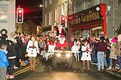 Santa Arriving in Graignamanagh