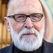 """NLD/Laren/20171113 - Boekpresentatie Ben Cramer  """"meer dan een clown"""", Pierre Kartner"""