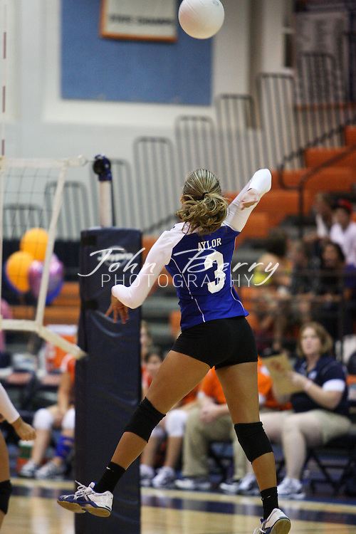 MCHS Varsity Volleyball at Orange Hornets, 9-3-09, The Varsity Volleyball team lost at  Orange last night 3-1. Madison won the first game but dropped the next three. Tori Puryear had 13 kills and Jordan Aylor had 31 assists to lead the way for Madison. Caitlyn Ford had 12 digs and Amber Robson added 9 kills on the night. Madison is now 1-3 overall