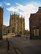 St. Margaret's Church/King's Lynn Minster viewed from Queen Street