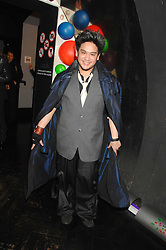 The son of the Sultan of Brunei PRINCE AZIM OF BRUNEI at Andy & Patti Wong's Chinese new Year party held at County Hall and Dali Universe, London on 26th January 2008.<br />
