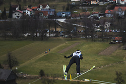 FREITAG Selina (GER) during qualification round of FIS Ski Jumping World Cup Ladies Ljubno 2020, on February 23th, 2020 in Ljubno ob Savinji, Ljubno ob Savinji, Slovenia. Photo by Matic Ritonja / Sportida