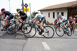 Elise Chabbey (SUI) on the final climb of the day during Stage 8 of 2019 Giro Rosa Iccrea, a 133.3 km road race from Vittorio Veneto to Maniago, Italy on July 12, 2019. Photo by Sean Robinson/velofocus.com