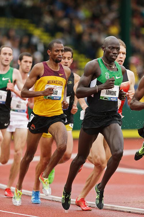 men's 5000 meters, heat: Lopez Lomong mens 5000 meters, Lopez Lomong, Sudan lost boy, Olympian,