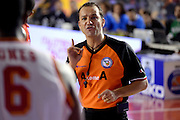 DESCRIZIONE : Roma Campionato Lega A 2013-14 Acea Virtus Roma EA7 Emporio Armani Milano <br /> GIOCATORE : Arbitro<br /> CATEGORIA : Arbitro Delusione Curiosita<br /> SQUADRA : Arbitro<br /> EVENTO : Campionato Lega A 2013-2014<br /> GARA : Acea Virtus Roma EA7 Emporio Armani Milano <br /> DATA : 02/12/2013<br /> SPORT : Pallacanestro<br /> AUTORE : Agenzia Ciamillo-Castoria/GiulioCiamillo<br /> Galleria : Lega Basket A 2013-2014<br /> Fotonotizia : Roma Campionato Lega A 2013-14 Acea Virtus Roma EA7 Emporio Armani Milano <br /> Predefinita :