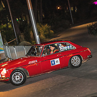 Car 60 Tim Lawrence / Anna Sylvan