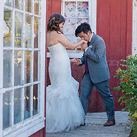 Pacific Northwest Wedding on Salish Island