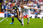 Leeds United midfielder Adam Forshaw (4) during the EFL Sky Bet Championship match between Leeds United and Swansea City at Elland Road, Leeds, England on 31 August 2019.