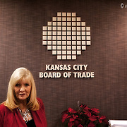 Brokers, Traders, and Staff members at the Kansas City Board of Trade